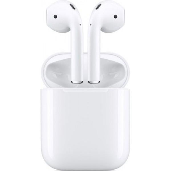 Apple Koptelefoons & Oordopjes AirPods 2 met draadloze oplaadcase