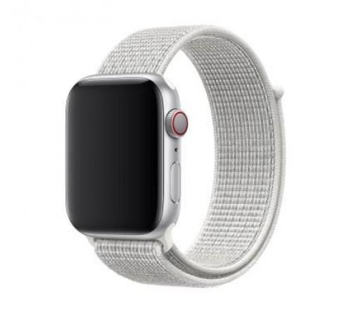 44mm Summit White Nike Sport Loop  Apple