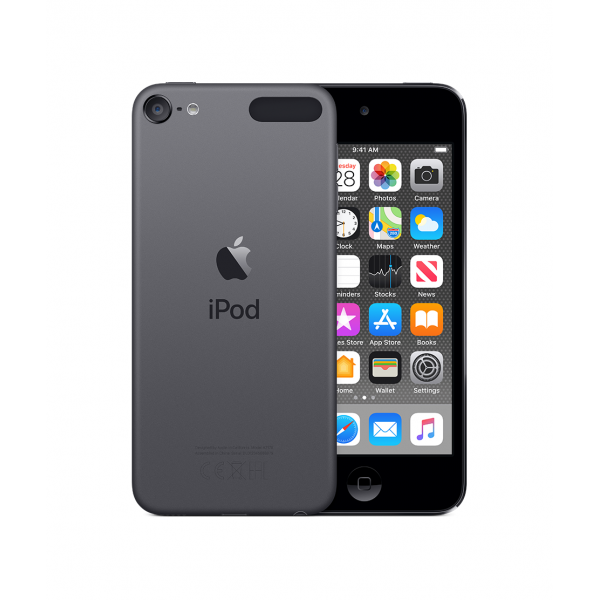 Apple Mp3-/mp4-speler iPod touch 32GB Space Grey