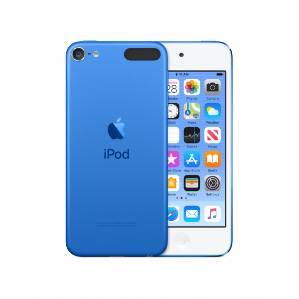 Apple Mp3-/mp4-speler iPod touch 32GB Blauw
