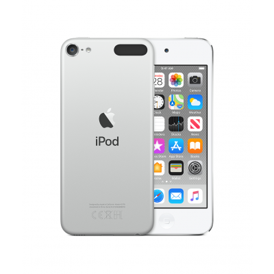 iPod touch 32GB Zilver Apple