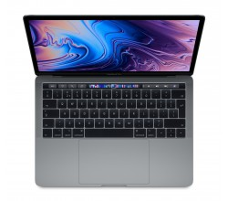 13-inch MacBook Pro Touch Bar (2019) MUHN2FN/A Space Grijs/Azerty Apple
