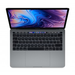 13-inch MacBook Pro Touch Bar (2019) MUHN2FN/A Space Grijs/Azerty