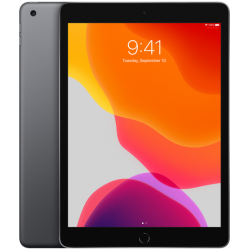 10,2-inch iPad Wi-Fi 128GB Spacegrijs (2019) Apple