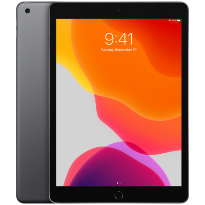10,2-inch iPad Wi-Fi 32GB Spacegrijs (2019) Apple
