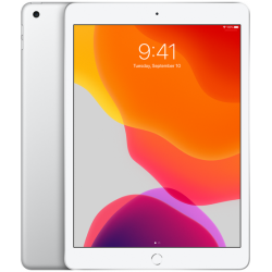 10,2-inch iPad Wi-Fi 128GB Zilver (2019) Apple
