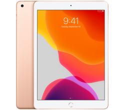 10,2-inch iPad Wi-Fi 128GB Goud (2019) Apple