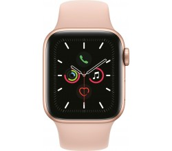 Watch Series 5 40mm Goud/Roze Apple