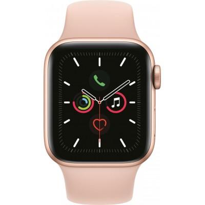 Watch Series 5 40mm Goud/Roze Apple