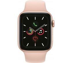Watch Series 5 44mm Goud/Roze Apple