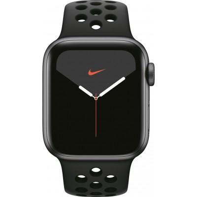 Watch Nike Series 5 40mm Spacegrijs/Zwart Apple