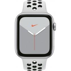 Watch Nike Series 5 44mm Zilver/Wit