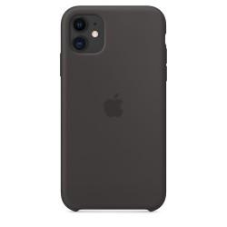 iPhone 11 Silicone Case Zwart