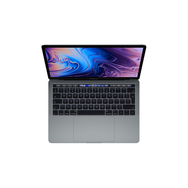 13-inch MacBook Pro with Touch Bar: 1.4GHz quad-core 8th-generation IntelCorei5 processor, 128GB - Space Grey