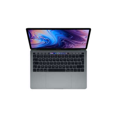 13-inch MacBook Pro with Touch Bar: 1.4GHz quad-core 8th-generation IntelCorei5 processor, 256GB - Space Grey