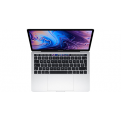 13-inch MacBook Pro with Touch Bar: 1.4GHz quad-core 8th-generation Intel Core i5 processor, 256GB - Silver  Apple