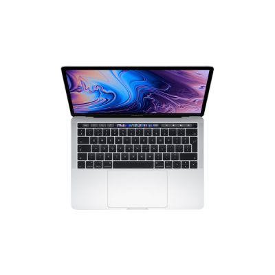 13-inch MacBook Pro with Touch Bar: 1.4GHz quad-core 8th-generation IntelCorei5 processor, 256GB - Silver