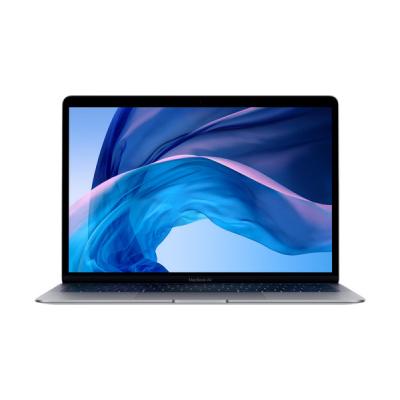 MacBook Air 13 pouces: Processeur Intel Core i5 bicœur de 8e génération à 1,6 GHz, 256 Go - Gris sidéral Apple