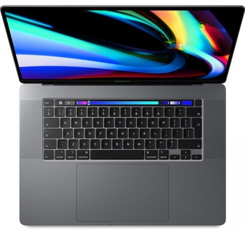16-inch MacBook Pro Touch Bar MVVJ2FN/A (2019) Space Grey  Apple