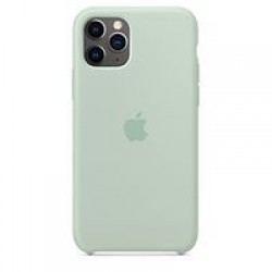 Siliconenhoesje voor iPhone 11 Pro Max - Beril  Apple