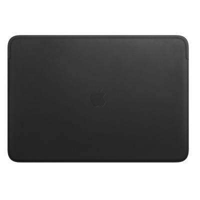 Leren Sleeve voor 16-inch MacBook Pro - Zwart Apple