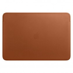 Leren Sleeve voor 16inch MacBook Pro - Zadelbruin