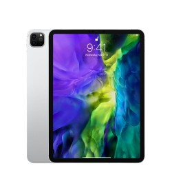 11-inch iPad Pro (2020) Wi-Fi + 4G 128GB Zilver Apple