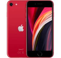 iPhone SE 128GB Rood