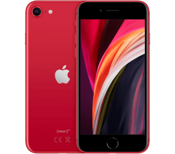 iPhone SE 128GB Rood Apple
