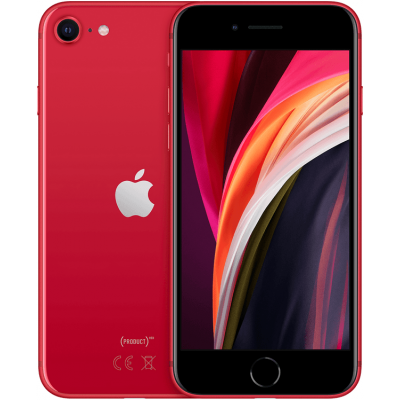 iPhone SE 128Go Rouge Apple