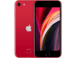 iPhone SE 128GB Rood