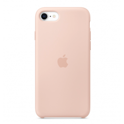 iPhone SE Silicone Case Pink Sand