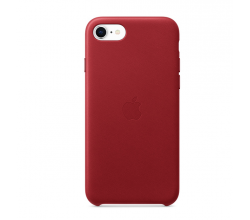 iPhone SE Leather Case (Product)Red Apple