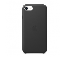 iPhone SE Leather Case Black Apple