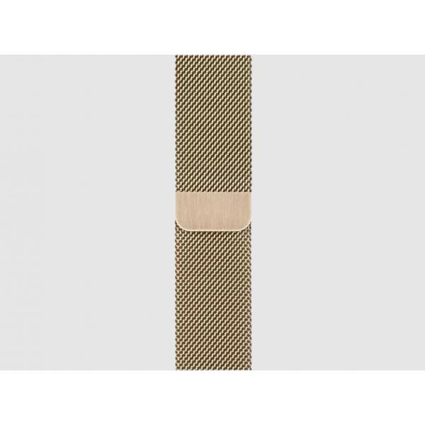 40mm Gold Milanese Loop