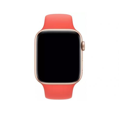 44mm Pink Citrus Sport Band - Regular  Apple