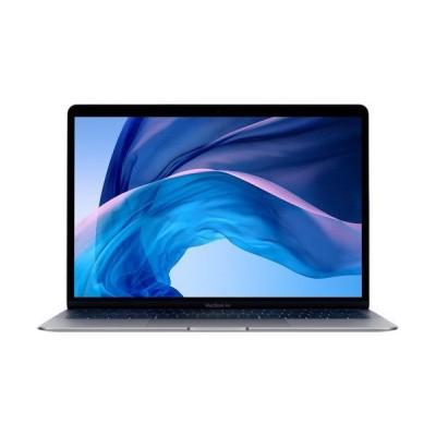 MacBook Air 13 pouces: processeur Intel Core i3 bicœur de 10e génération à 1,1 GHz, 256 Go - Gris sidéral Apple