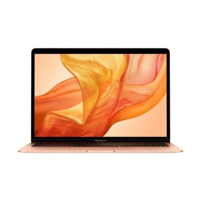 MacBook Air 13 pouces: processeur Intel Core i3 bicœur de 10e génération à 1,1 GHz, 256 Go - Doré Apple
