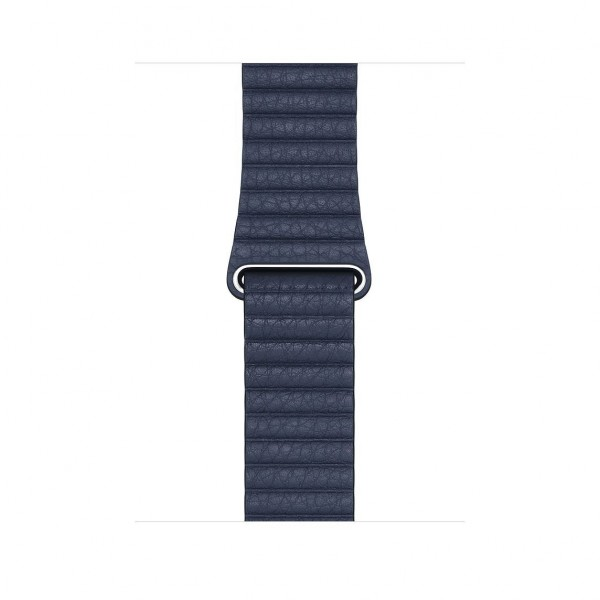 44mm Diver Blue Leather Loop Large