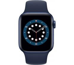 Watch Series 6 40mm Blauw Aluminium Blauwe Sportband Apple