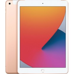 10.2-inch iPad (2020) Wi-Fi + 4G 128GB Goud  Apple