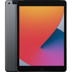 10.2-inch iPad (2020) Wi-Fi + 4G 128GB Space Gray  Apple