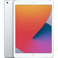 10.2-inch iPad (2020) Wi-Fi + 4G 128GB Zilver  Apple