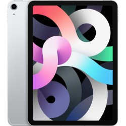 10.9-inch iPad Air (2020) Wi-Fi + 4G 256GB Zilver  Apple