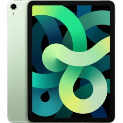 10.9-inch iPad Air (2020) Wi-Fi + 4G 256GB Groen  Apple