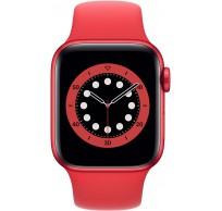 Watch Series 6 40mm RED Aluminium RED Sportband