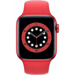 Watch Series 6 40mm RED Aluminium RED Sportband