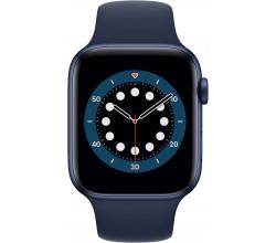 Watch Series 6 44mm Blauw Aluminium Blauwe Sportband Apple