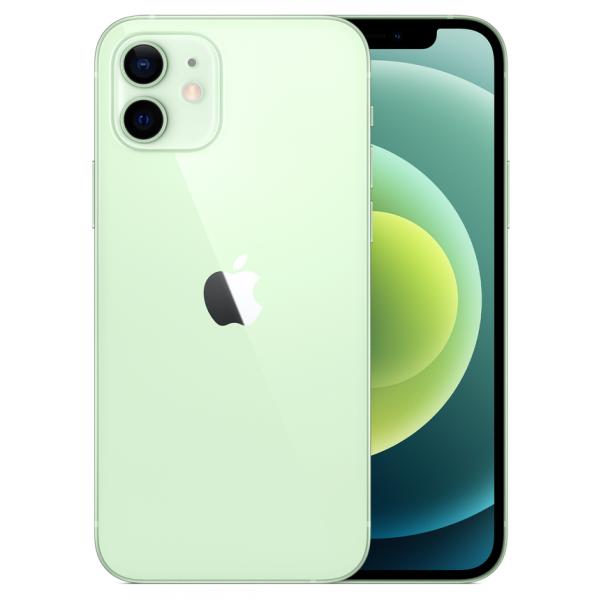 Apple Smartphone iPhone 12 64GB Groen