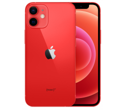 iPhone 12 mini 64GB Rood Apple